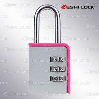 Travel Bag, Luggage Security Lock, Security Padlock