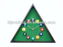 high quality decorative pool ball wall clock