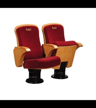 Foshan popular Theater chair/Theater seating /auditorium chair HJ803C