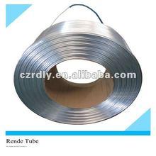 2012 newest Fridge condenser3003 aluminum square tube,Jiangsu pro.