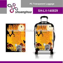 airport luggage trolley/ travel trolley luggage bag