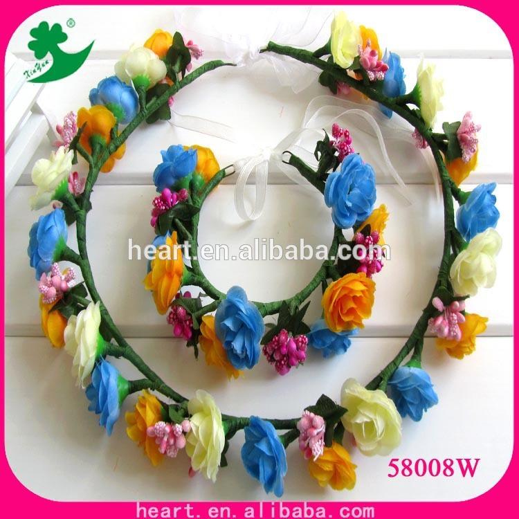 Head Wreaths For Sale 2014 Hot Sale Flower Head