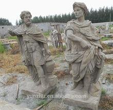 antique stone Roman sculpture