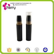 brown ingredients foundation lip pen tube for cosmetic pacakging