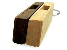 Free sample low price wholesale natural wooden usb 2.0 flash drive