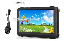 5.8G Wireless Mini Security Camera DVR Kit--TE860H(5.8G, 100m range;90deg view angle;0.008lux;8g;5-inch screen)