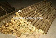 Messingblech/Platte/Kupfer Bar/stange für regelmäßige Größe