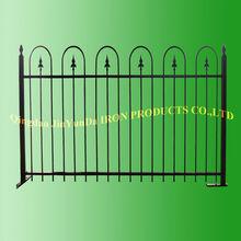 Garden Metal Fencing/ wrought metal fence