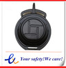 Black plastic oil drain pan with perfect quality