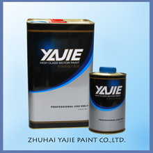 car paint clear coat YJ-2000