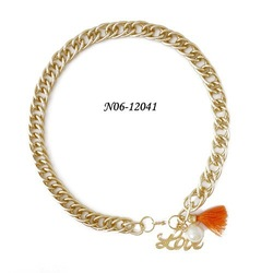 2015 hot spring product fashion accessory thick gold chain!!!Wholesale costume dubai new gold chain design for men