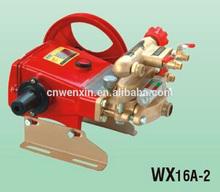 efficiency agricultural spraying machine 20plunger power sprayer pump