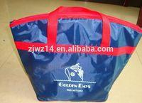 2015 cheap fashion animal print lunch cooler bag