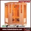 cheap far infrared sauna cabin hotwind sauna