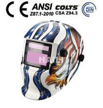 LCD Auto Darkening Welding Helmet/Safety Helmet Welding Mask With Grind Fucntion (WH-248)