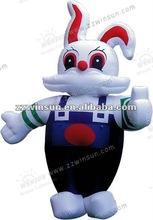 2013 Popular inflatable cartoon character