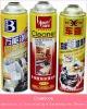 Car cleaner empty aerosol can on sales