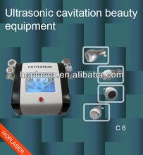 portable ultrasonic supersonic machine for beautiful slim body