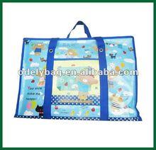 2012 Large pp woven zipper bag