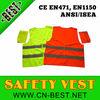 2013 NEW fashion reflective safety vest
