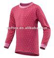los niños ropa interior merino de lana para el invierno