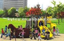 outdoor play equipment,pirate ship playground