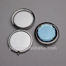 Fashion Jeweled Compact Mirror