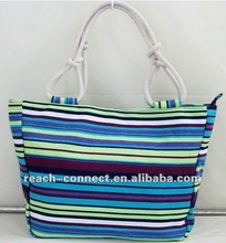 2012 new trendy design cheap canvas hand bags bags
