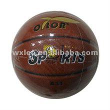 Custom size 7 basketball,8 panels basketballs,high air retension basketball