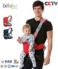 Mutifunction baby carrier Item no.5001 with EN13209-2:2005,EN71-3 Approved