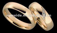 OEM/ODM Metal Ring Factory Lover Tungsten Men Wedding Rings