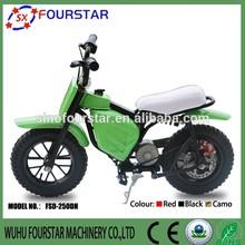 fashionable mini colourful fixed electric scooter