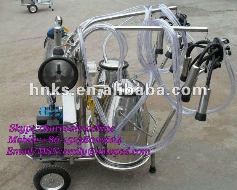 vacuum pump milking machine milk extruding machine