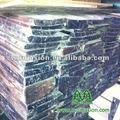 Abanoz ağacından ve egzotik ahşap satış/abanoz biçilmiş inşaatı için kereste