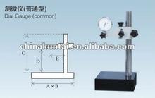 Standard dial gauge Granite dial gauge(common) testing tools