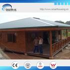 wooden kit house