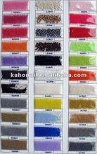 Kaho usine de gros ongles wd caviar vert pour produits pour les ongles