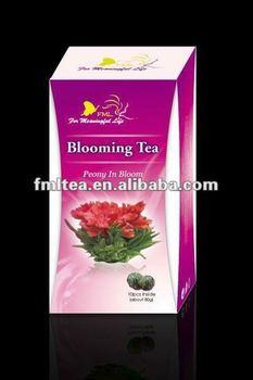 china blooming tea