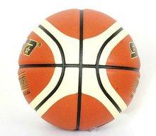 Promotional PU laminated basketball balls ST026