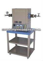 1400.C Laboratory Horizontal Vacuum Tube type Furnace ST-1400CG-7