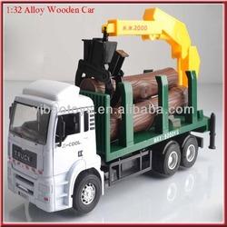 1:32 diecast wooden Car Toy