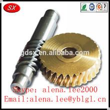 Custom worm gear,High Precision Brass Spur Gear