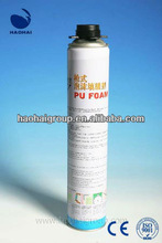Polyurethane Expanda Foam One Component PU Foam Fireproof Sealant