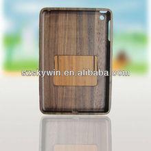 hot sales! for ipad mini wood case