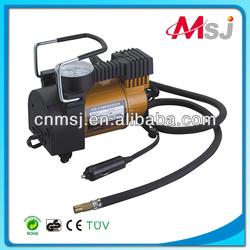 DC12V Car air compressor TORNATO AC580 portable car air compressor air pump tire inflator