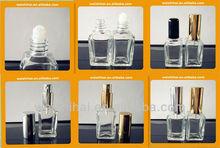 1 oz roll on glass bottle perfume bottle