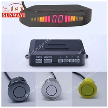 18mm Sensor LED parking aid system ultrasonic vehicle detector