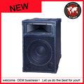 Manufatura profissional estágio passiva caixa de som alto-falante do sistema