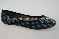 2013 new fashion women ballerina shoes