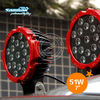 "7"" 51W Bright Offroad Vehicles LED Work Light SM6511"